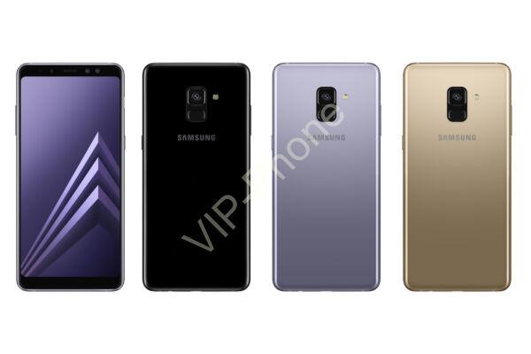 Samsung Galaxy A530 A8 (2018) kártyafüggetlen mobiltelefon