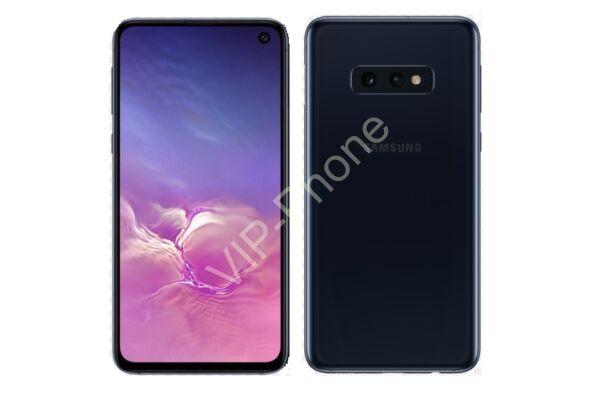 Samsung G970 Galaxy S10e 128GB Dual-Sim fekete kártyafüggetlen mobiltelefon