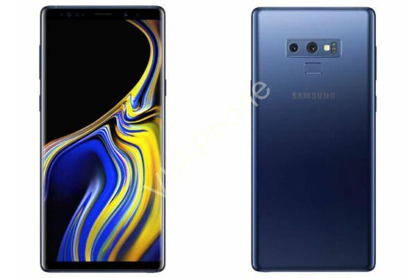 Samsung N960 Galaxy Note 9 128GB  Dual-Sim kék kártyafüggetlen mobiltelefon