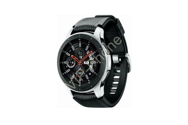 Samsung R800 Galaxy Watch 46mm ezüst okosóra