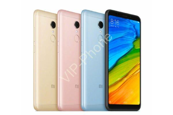 Xiaomi Redmi 5 Plus 64GB Dual-Sim gyártói garanciás kártyafüggetlen mobiltelefon